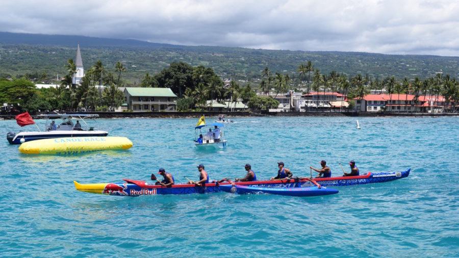 2018 Queen Lili'uokalani Long Distance Canoe Race Winners