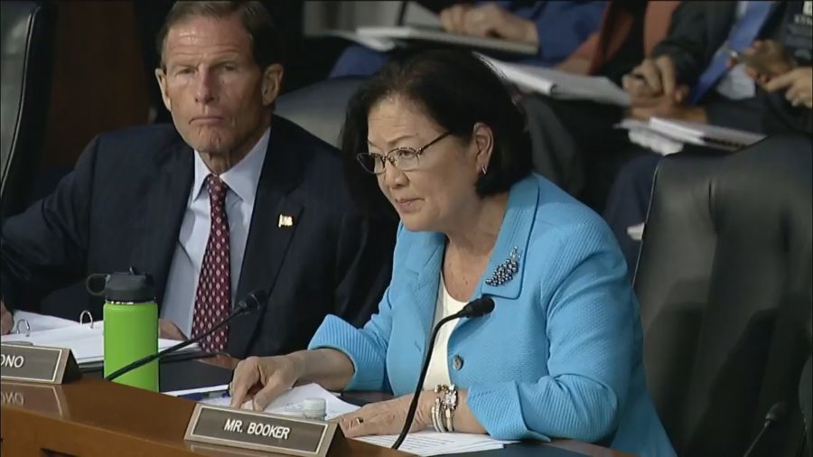 VIDEO: Hawaii Sen. Hirono At Kavanaugh Confirmation Hearing