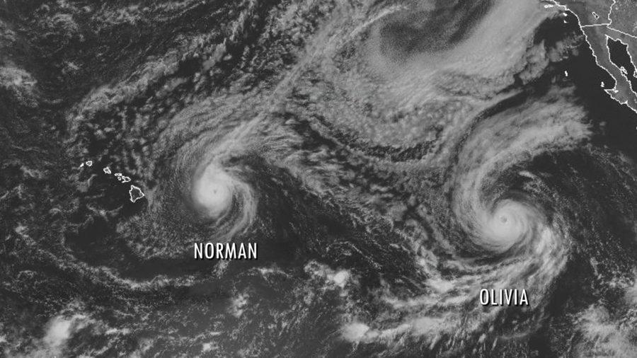 VIDEO: East Hawaii Beach Parks Closing As Hurricane Norman Nears