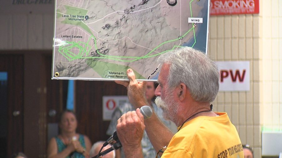 VIDEO: Eruption Updates, Questions Shared At Public Meeting