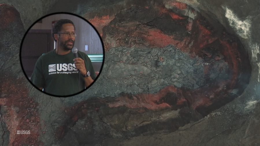 VIDEO: USGS Says Eruption Not Over Yet