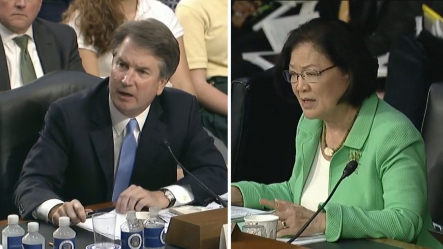 VIDEO: Sen. Hirono Questions Kavanaugh, Day Three