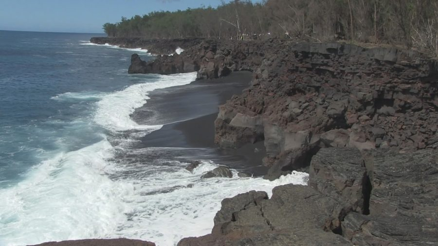 Hawaii Island State Lands, Parks Closing Ahead Of Olivia