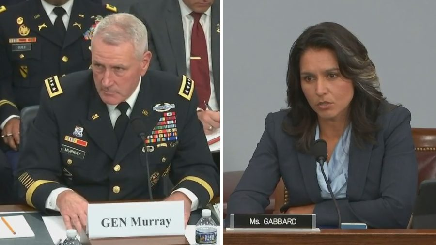 VIDEO: Rep. Gabbard At Army Futures Command Hearing