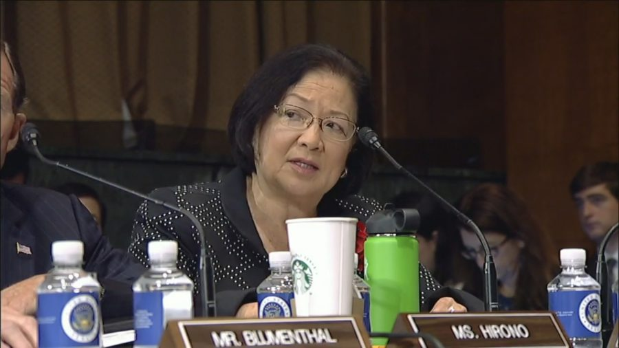 VIDEO: Hirono Attempt To Subpoena Kavanaugh Records On Hawaiians Fails