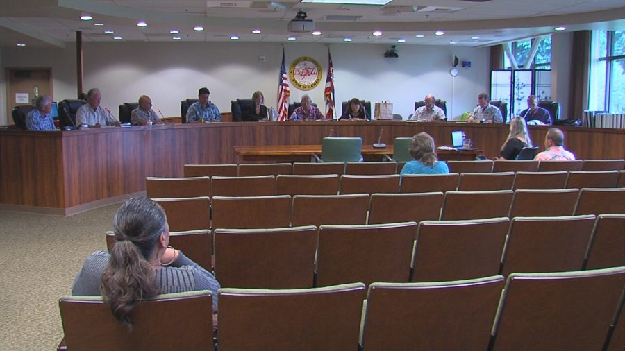 VIDEO: Hawaii County Salary Commission Meets In Hilo