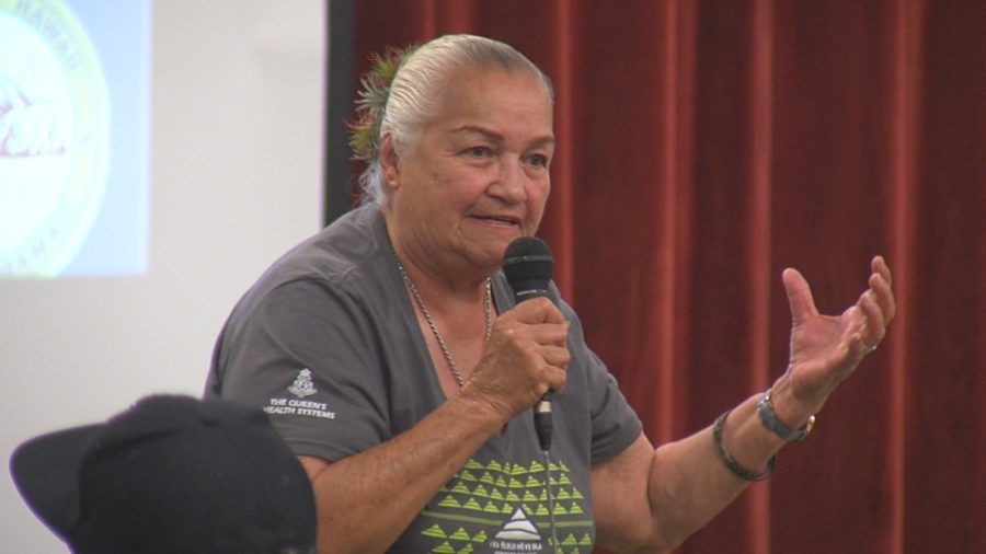 VIDEO: Community Meeting Held In Keaukaha, DHHL Discussed