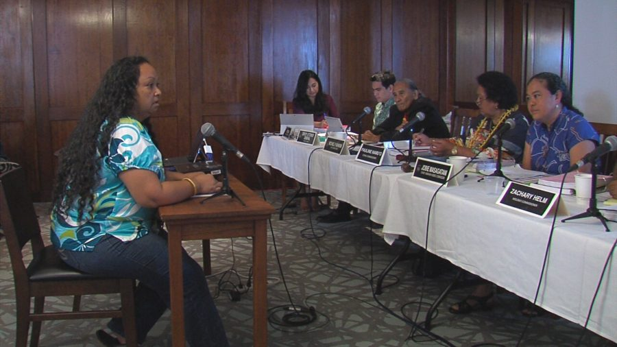 VIDEO: Hawaiian Homes Commission Hears Testimony In Hilo