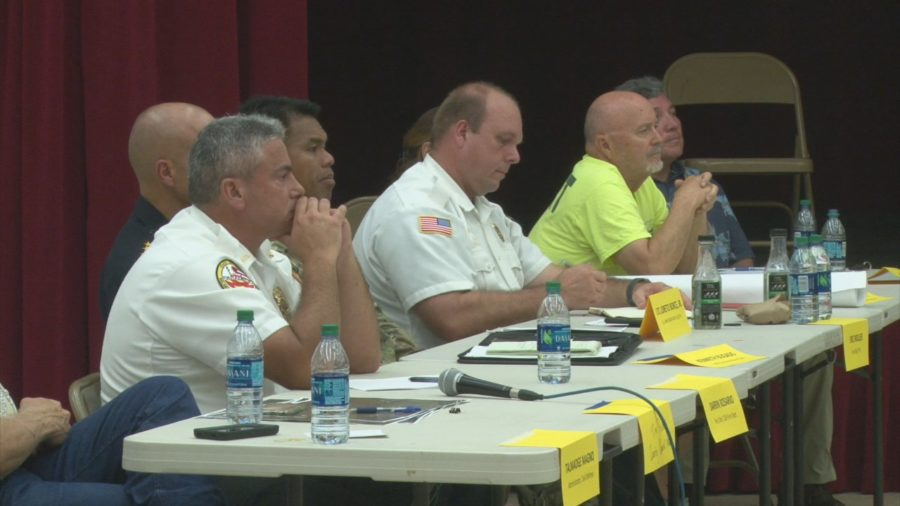 VIDEO: Waikoloa Holds Roundtable On Recent Brush Fire