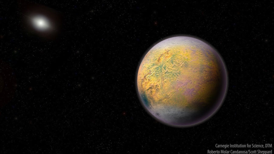 Hunt For Planet X: Distant Solar System Object Discovered