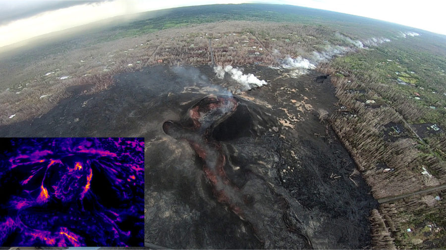 After 30 Days Of Quiet, Kilauea Volcano Alert Level Lowered