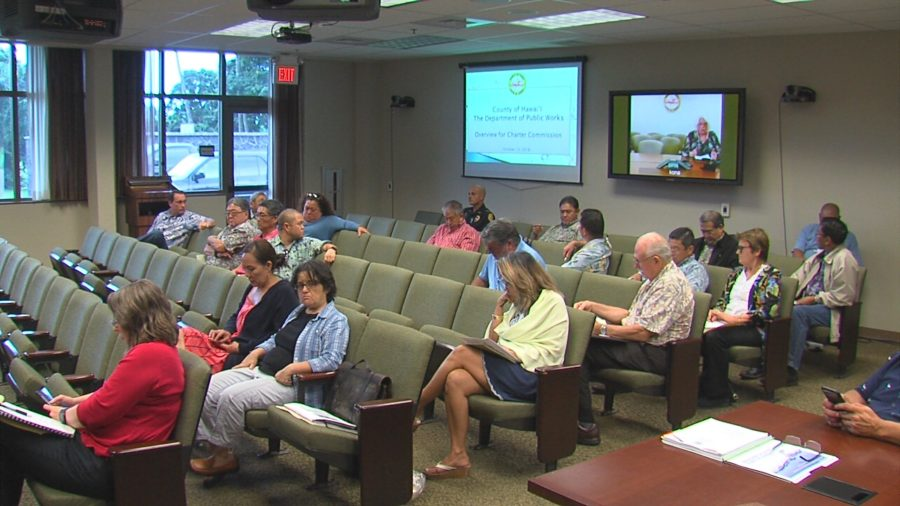 VIDEO: Testimony For, Against PONC Changes At Charter Commission