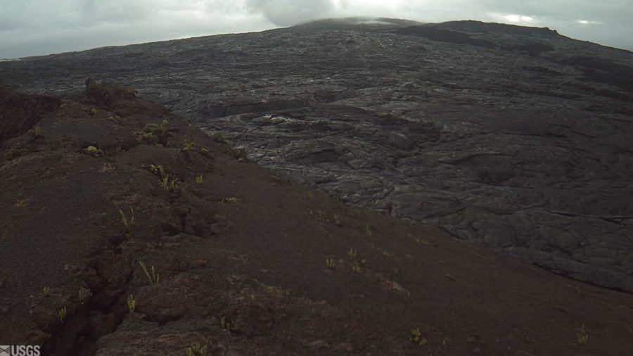 Volcano Update: Middle East Rift Zone Could Be Refilling