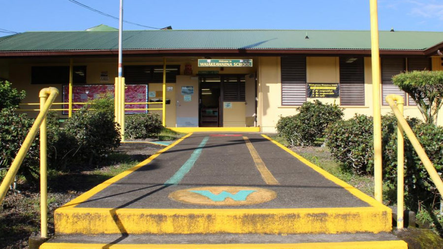 Water Outage Closes Waiakeawaena Elementary School