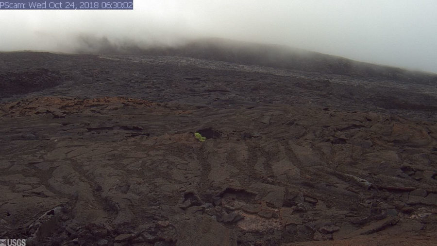 Volcano Update: East Rift Zone Inflation Continues