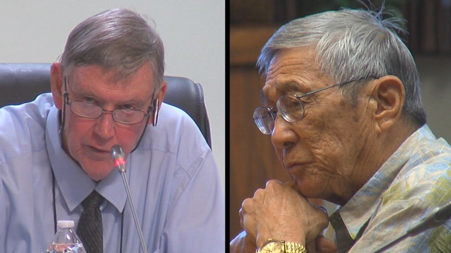 VIDEO: Advisory Commission Funding Debated