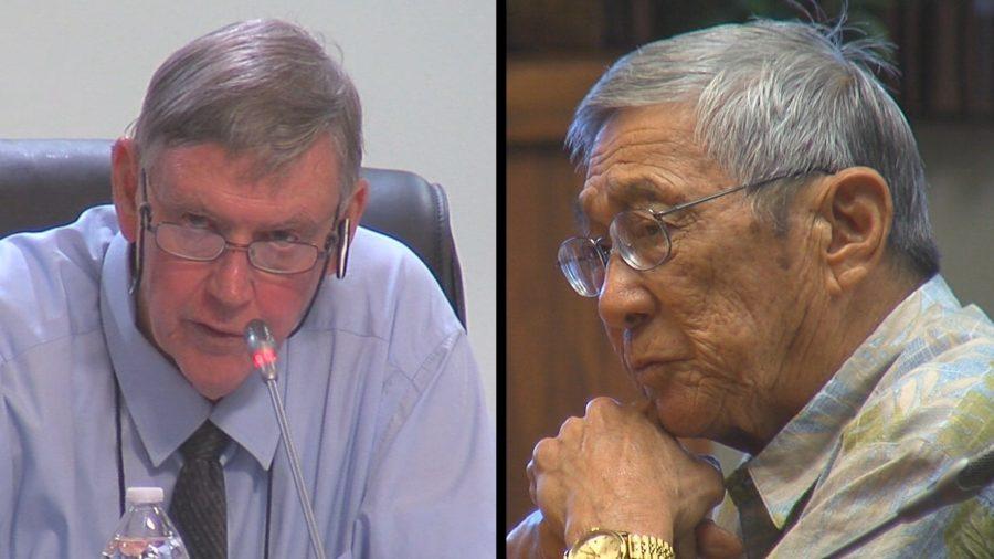 VIDEO: Advisory Commission Funding Debated