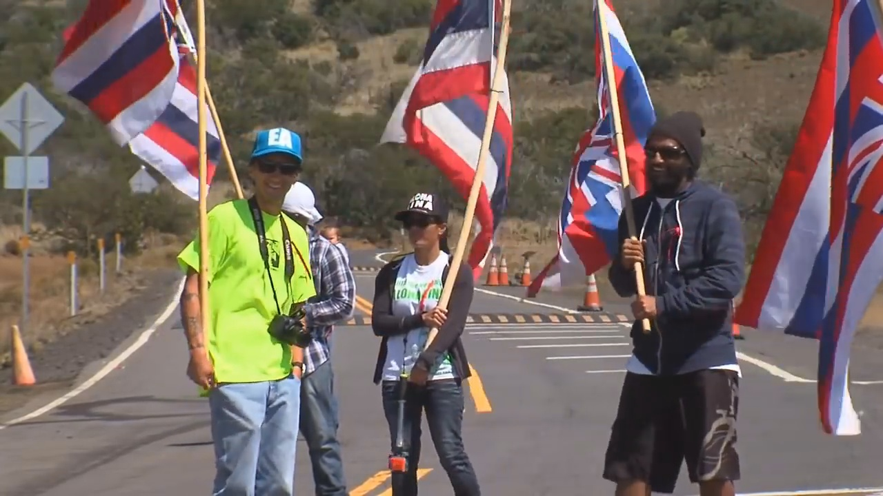 After Criticism, UH Looks To Revise Proposed Mauna Kea Rules