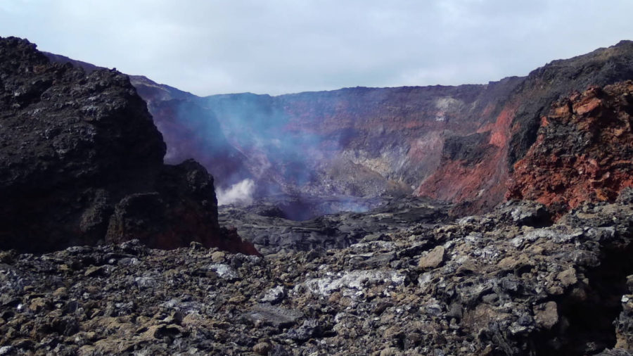 VIDEO: Volcano Quiet, Yet Updated Emergency Proclamation Signed