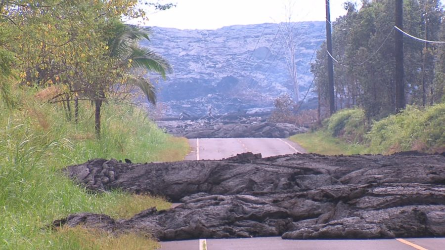 Council Committee Considers Recovery From Highway 132 Lava Inundation