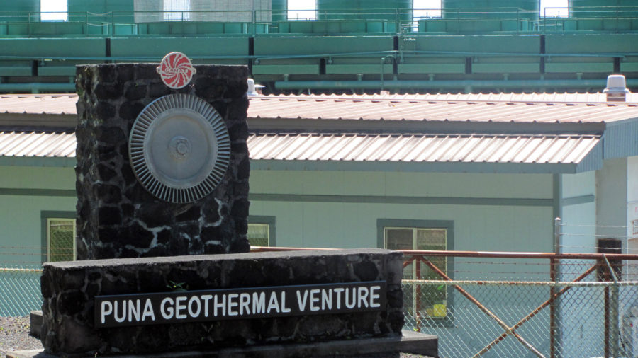 Puna Geothermal Among Companies Cited By Health Department