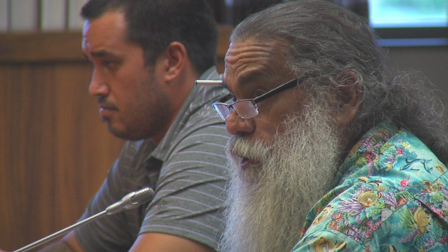 VIDEO: Speed Hump Proposal Riles Hawaiian Homesteaders