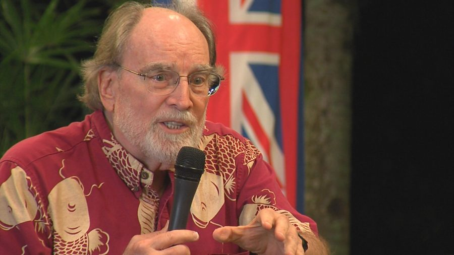 VIDEO: Neil Abercrombie Speaks At Hilo Grand Rally