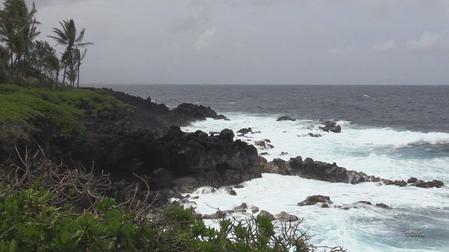 Man Goes Missing In Waters Off Beach Road In Puna