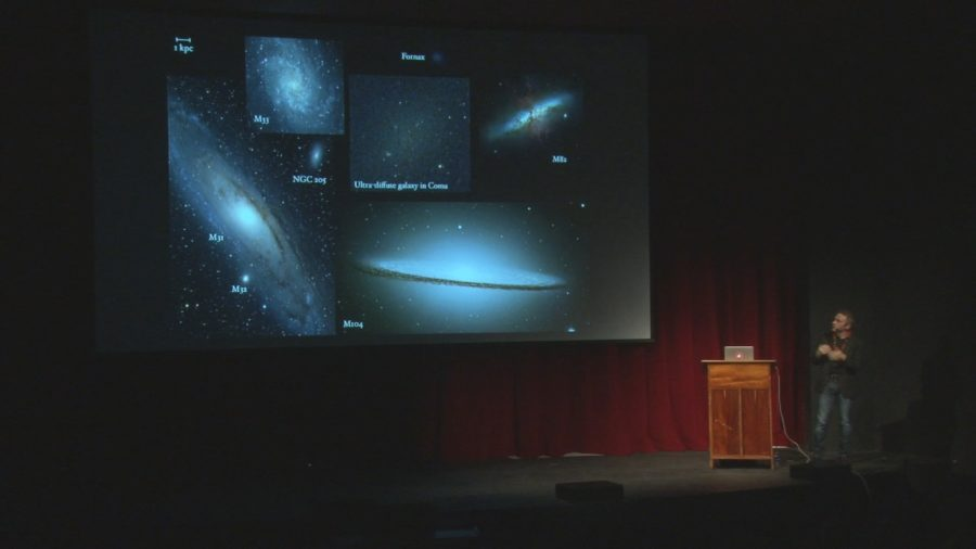 VIDEO: Keck Talk – Ghostly Galaxies Challenge Dark Matter Theories