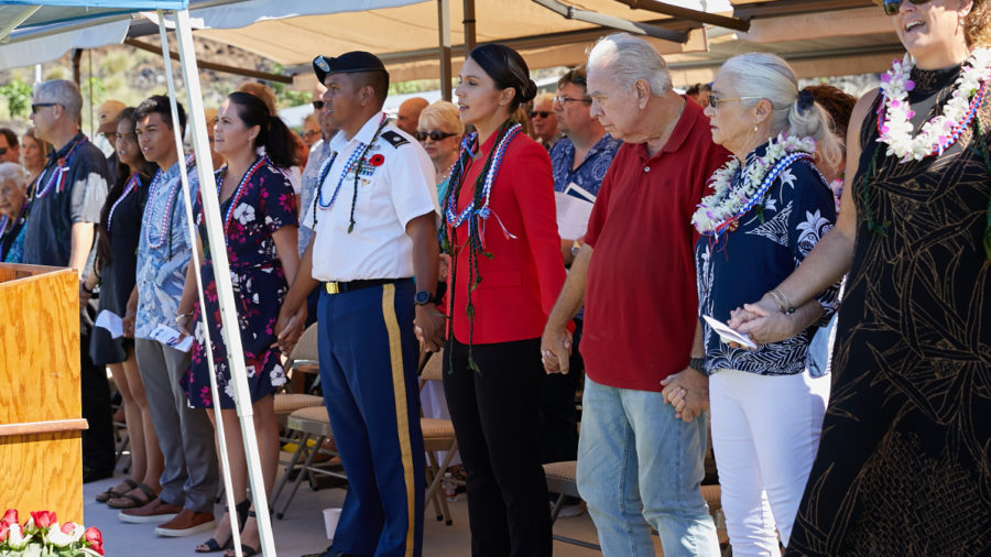 West Hawaii Honors Veterans Day, Armistice Centennial