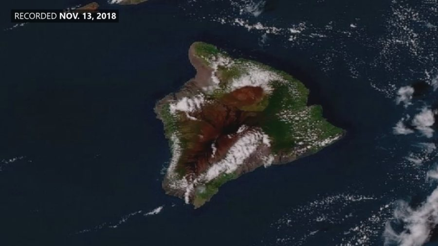 VIDEO: NOAA GOES-17 Satellite Captures First Images Over Hawaii