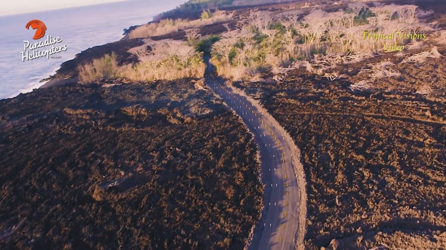 VIDEO: Lava Road Recovery Resolution Passes Hawaii Council