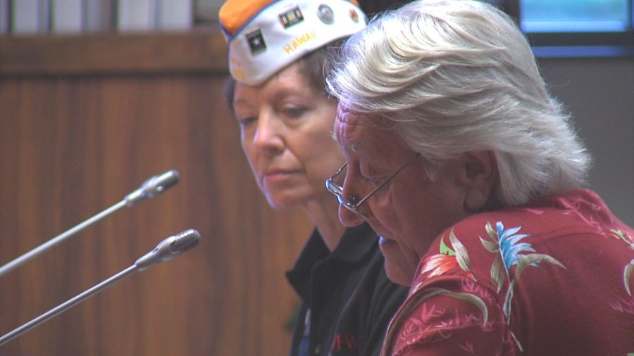 VIDEO: Veterans Advisory Committee To Expand Duties