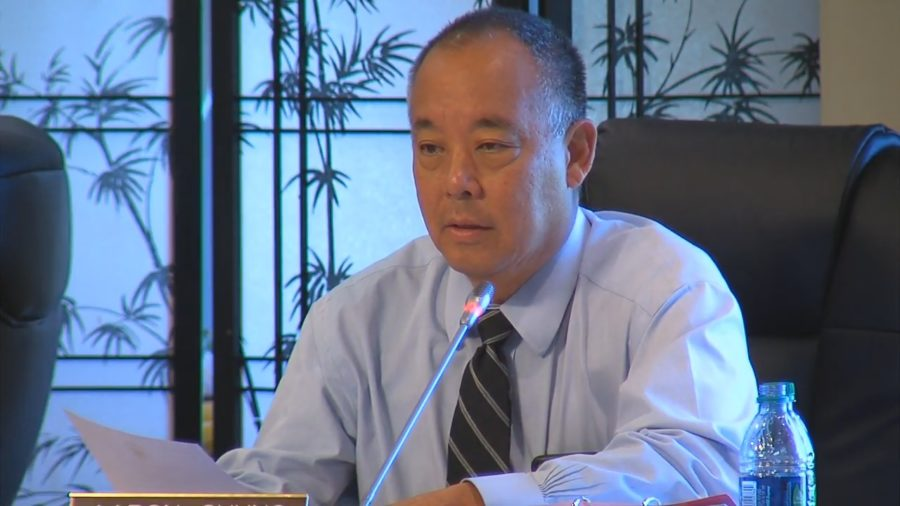 New Hawaii County Council Takes Shape, Chung Nominated Chair