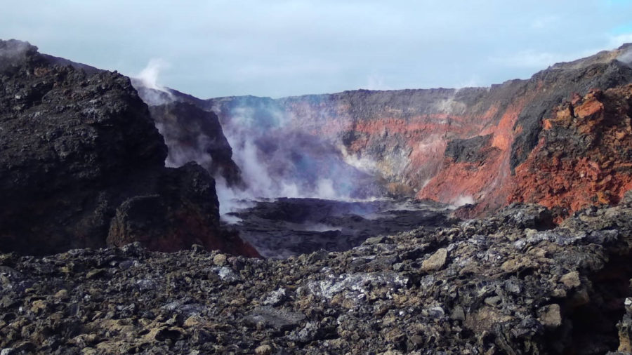 VOLCANO WATCH: Scientists Examine End Of Eruption