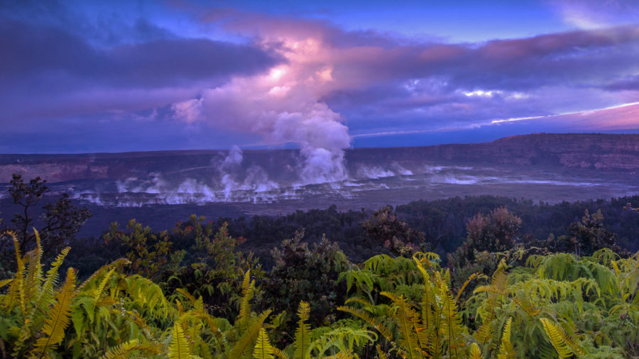 Kilauea Weekly Update: No Significant Changes