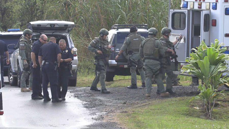 VIDEO: Fern Acres Hostage Situation Ends With Arrest