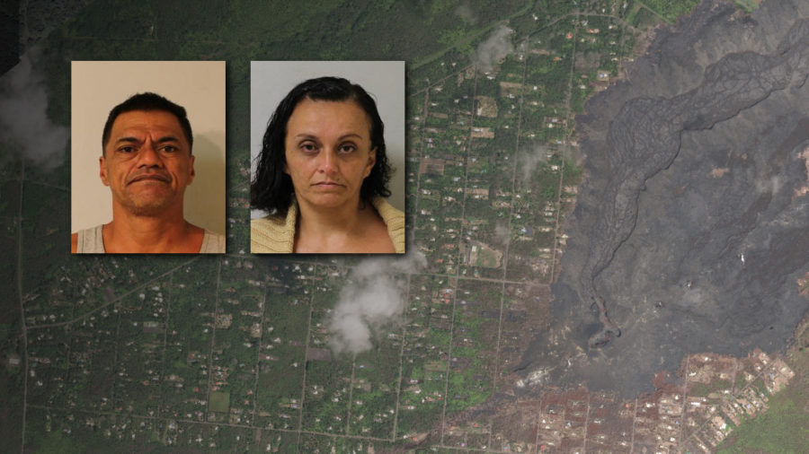 Alleged Trespassers Arrested In Leilani Estates: Police, Residents Crack Down