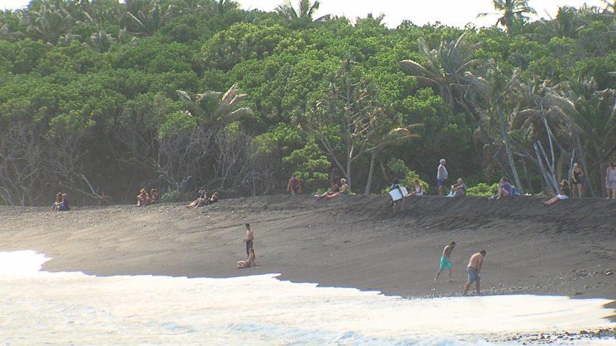 Pohoiki, Kahaluu, Spencer Beach Closure Dates Set
