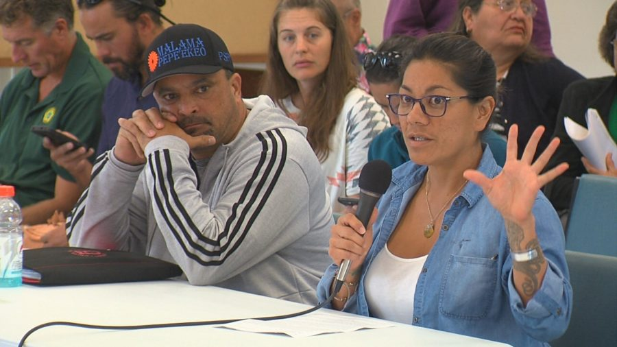 "VIDEO: Pepe'ekeo Residents Speak Out On ""Wellness Center"" Permit"