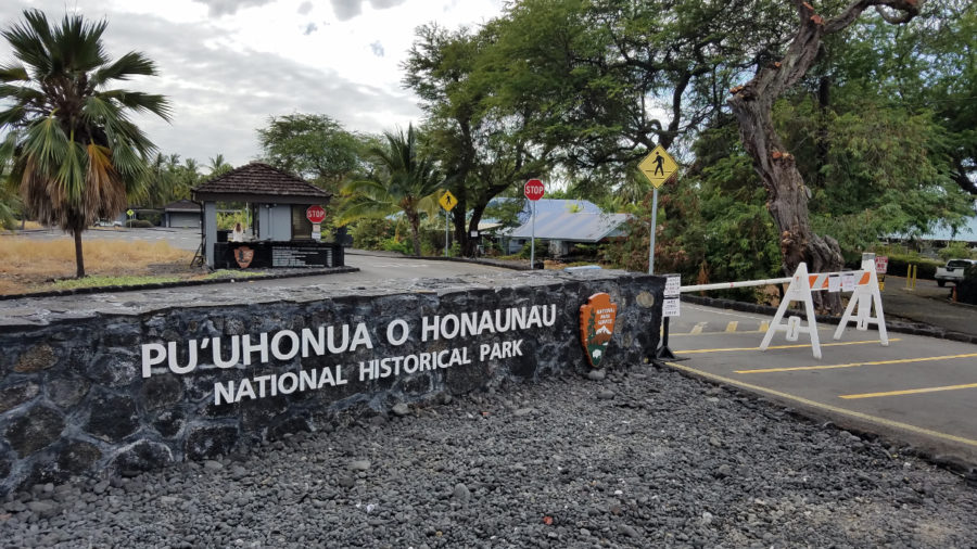 Third Week Of Federal Shutdown Wears On Pu'uhonua O Honaunau
