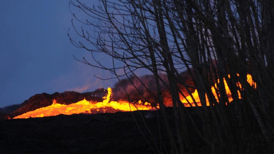 Shutdown Cuts Into Volcano Awareness Month Talks