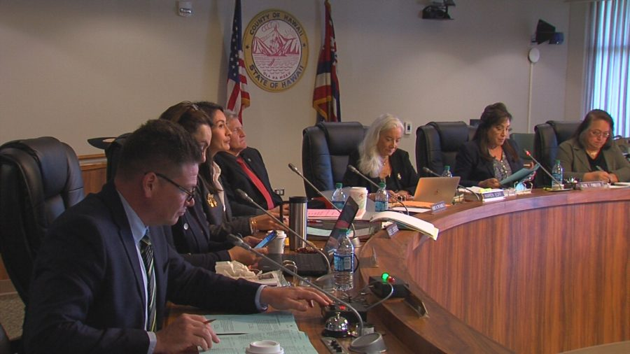 VIDEO: Council Gets Eruption Recovery Priority List As FEMA Funds Allocated