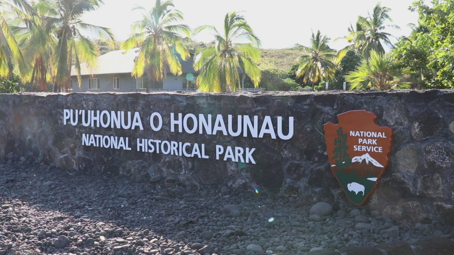 Pu'uhonua o Honaunau To Reopen Restrooms, Collect Trash