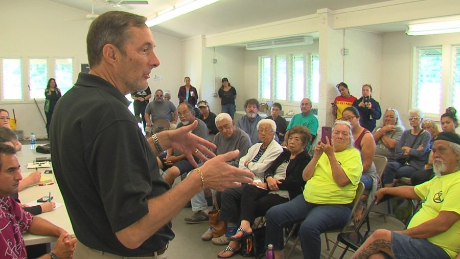 VIDEO: East Hawaii Launch Facility Meeting Held In Panaewa