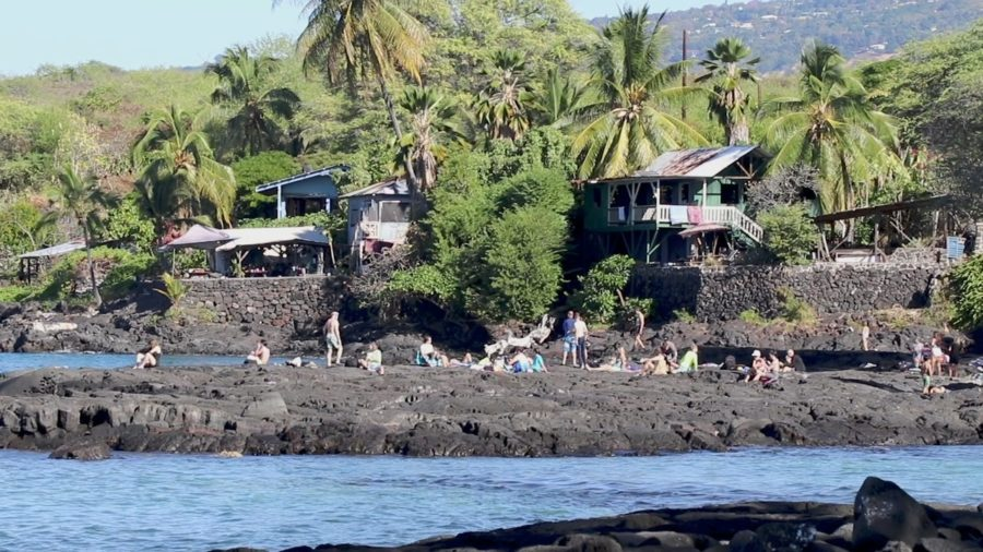 West Hawaii Beaches Closed Due To High Surf Warning