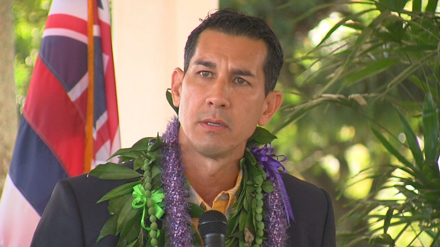 "VIDEO: Sen. Kai Kahele's ""Major Announcement"" On MLK Day"