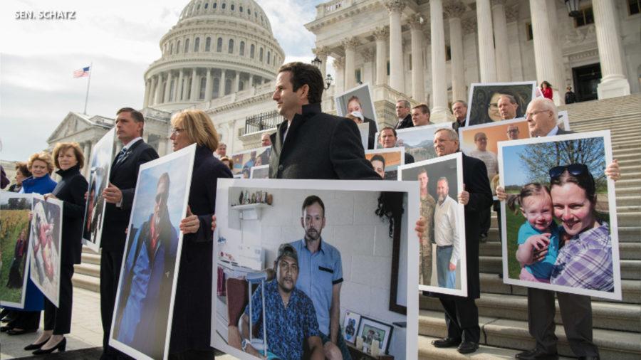 VIDEO: Senator Shares Story Of Hilo Couple Hurt By Shutdown