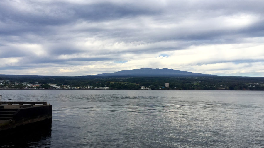 Strong Wind, High Surf Triggers Brown Water Advisory For Hilo Bay