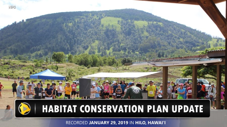 VIDEO: Pu'u Wa'awa'a Habitat Conservation Plan Update